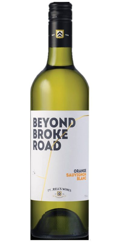 Beyond Broke Road Orange Sauvignon Blanc 2018