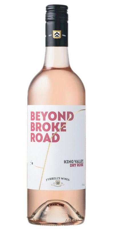 Beyond Broke Road King Valley Rose 2017