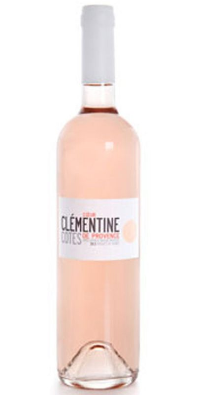 Coeur Clementine Provence Rose 2018