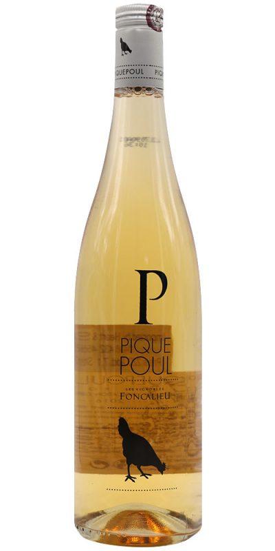Domaine de Corneille Foncalieu Piquepoul Rose Languedoc Rose 2016