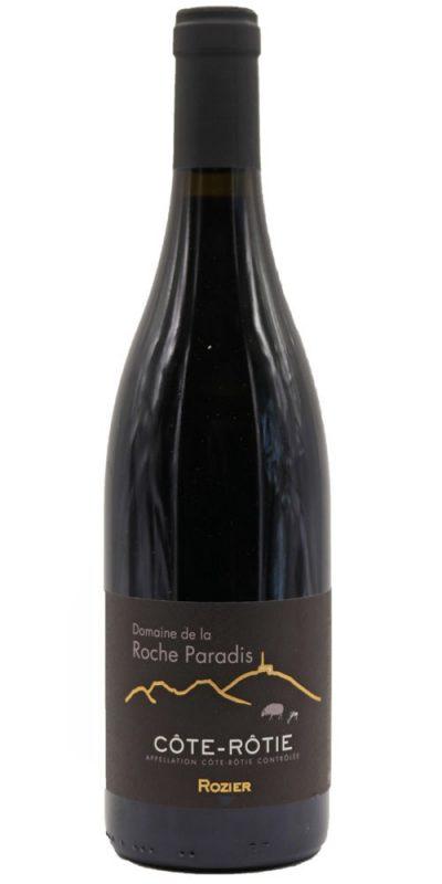 Domaine de la Roche Paradis Cote Rotie 'Rozier' Syrah 2017
