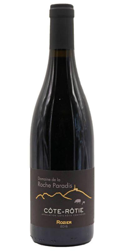 Domaine de la Roche Paradis Cote Rotie 'Rozier' Syrah 2016