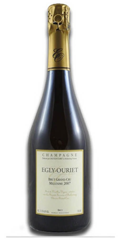 Egly-Ouriet Grand Cru Millesime 2007 (Disg. October 2017)