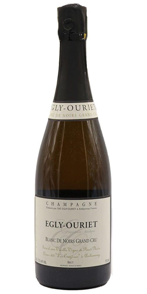 Egly-Ouriet Grand Cru Blanc de Noirs Vieilles Vignes NV (Base 09/10. Disg December 2017)