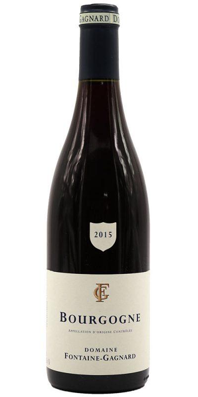 Fontaine Gagnard Bourgogne Rouge 2015