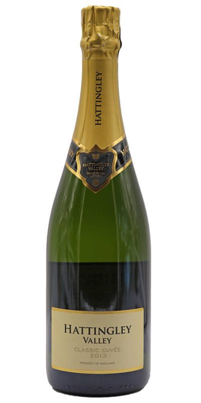 Hattingley Valley Classic Cuvee English Sparkling 2013
