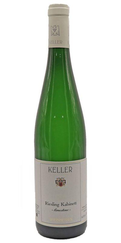 Keller Limestone Riesling Kabinett 2018