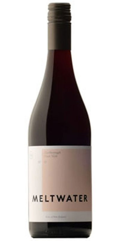 Meltwater Marlborough Pinot Noir 2018