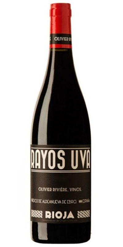 Olivier Riviere Rioja Tinto Rayos Uva 2018