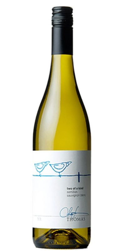 Thomas Wines Two of a Kind Semillon Sauvignon Blanc