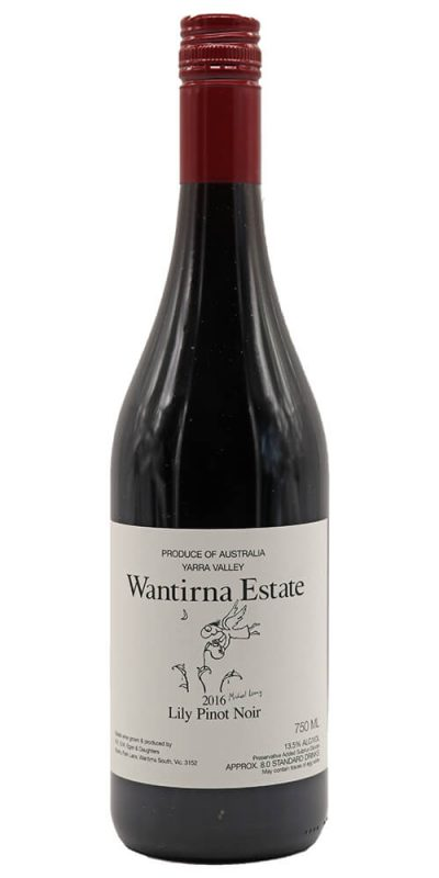 Wantirna Estate Lily Pinot Noir 2016