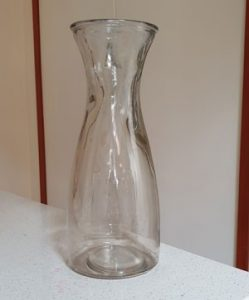 A simple decanter
